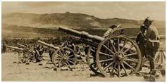 Batería de artillería nacional