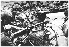Combatientes separatistas