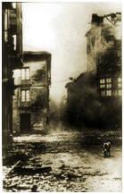 Efectos del bombardeo sobre Guernica