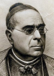 Josep Torras Bages (1846-1916). Spanish prelate and writer.